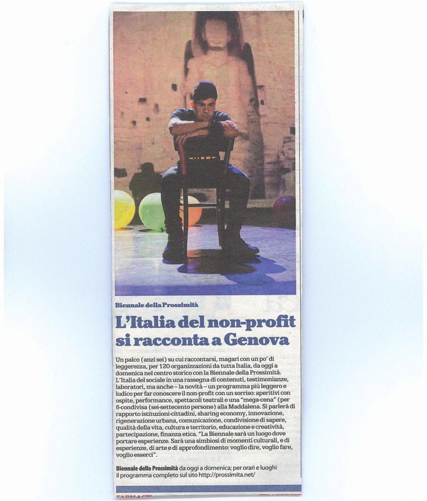 05 Giugno - Articolo sulla Biennale sulla Repubblica