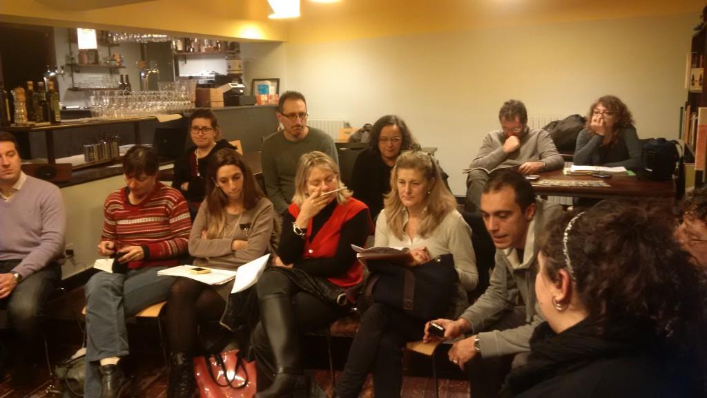 16 Dicembre 2014 - La Biennale riparte in primavera - Incontro a Genova