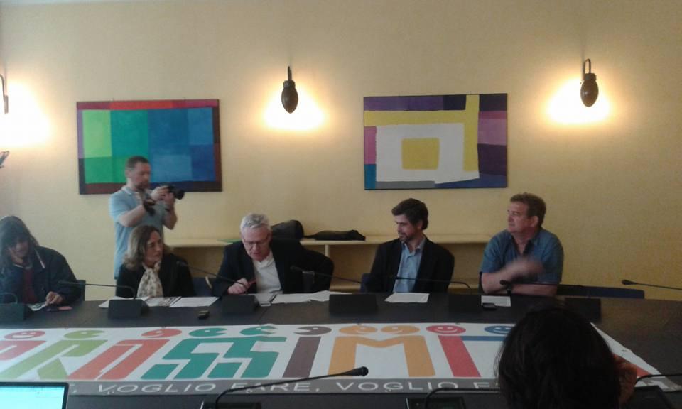 13 Maggio - La Biennale della Prossimità viene presentata presso la sede del Comune di Genova
