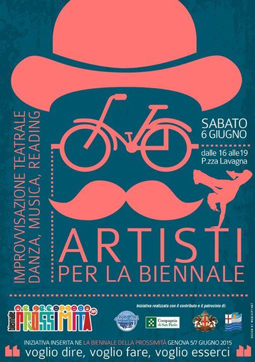 Artisti per la biennale