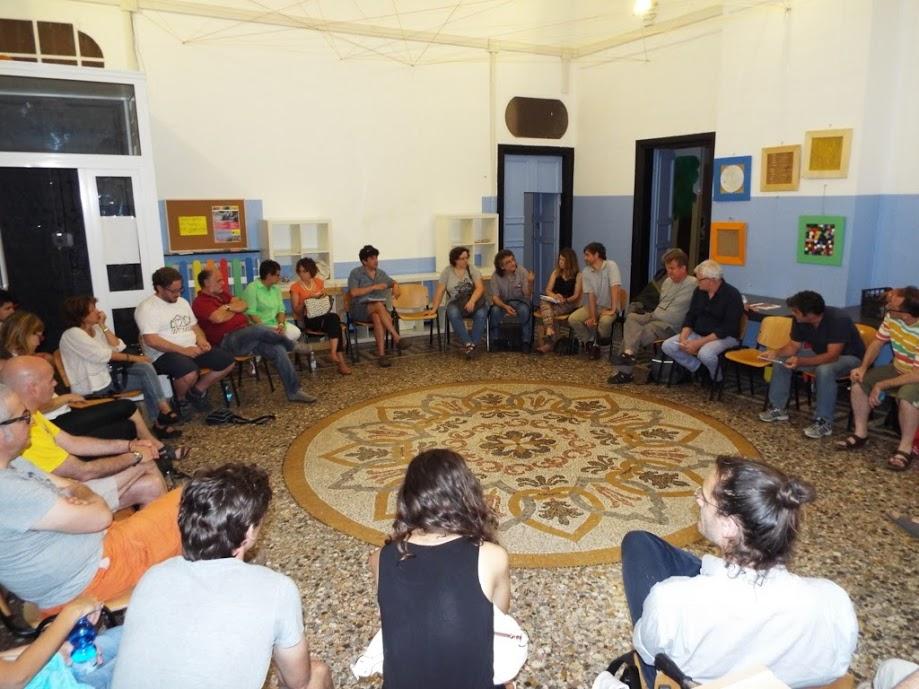 1 dicembre 2016: la Biennale della Prossimità si presenta a Bologna