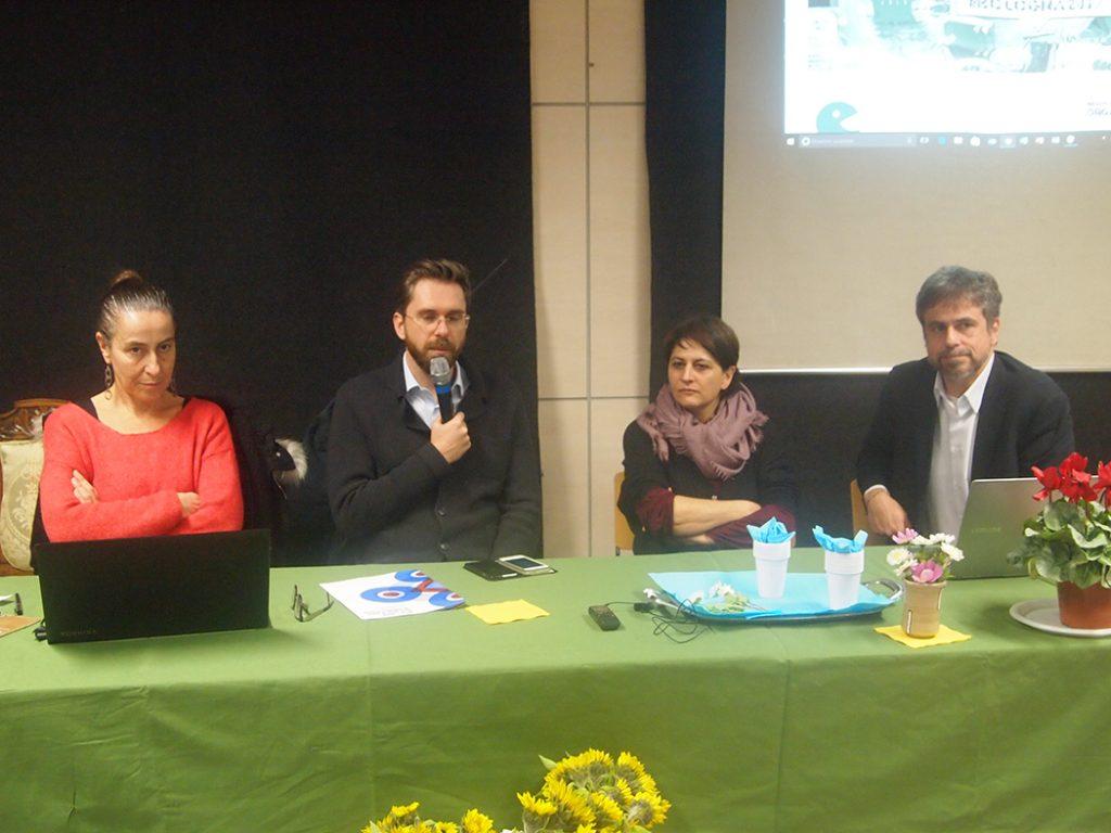 1 dicembre: conferenza stampa