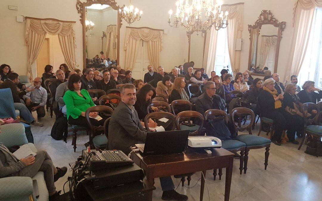 Definito il comitato locale di Taranto per la Biennale della Prossimità 2019