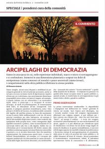Arcipelaghi di democrazia