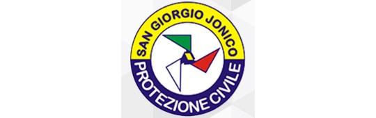 112. Volontari di protezione civile di San Giorgio Ionico