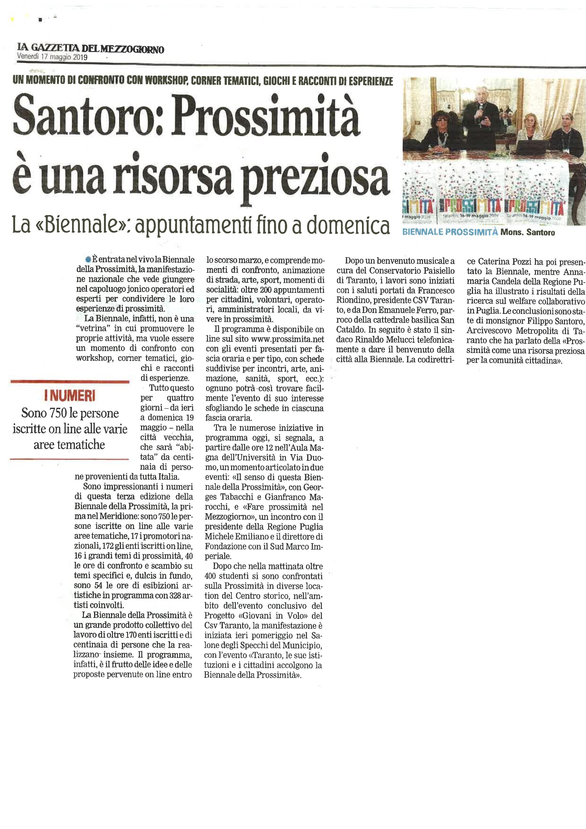 17-5-2019-GazzettaMezzogiorno