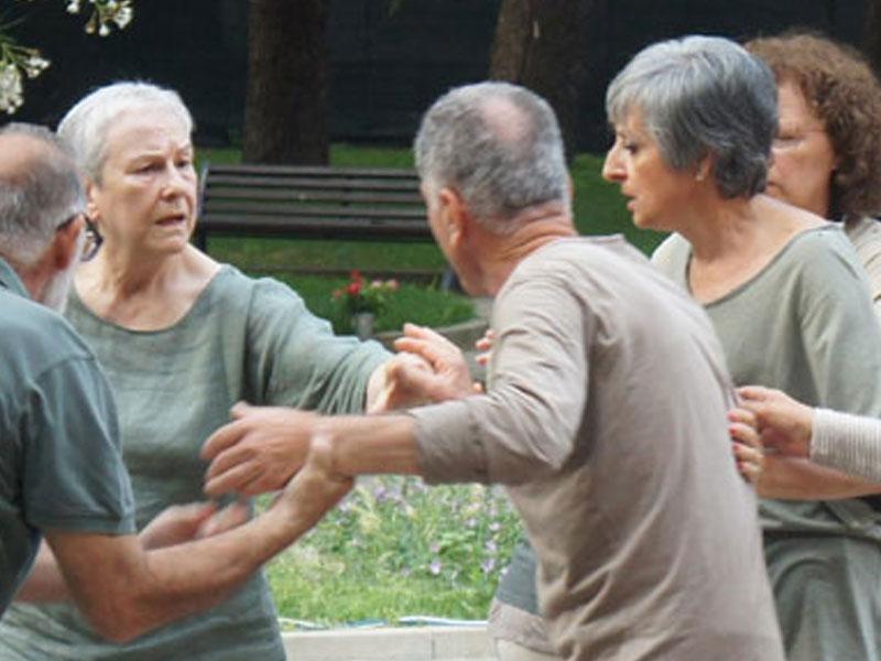 Anziani attivi in prossimità
