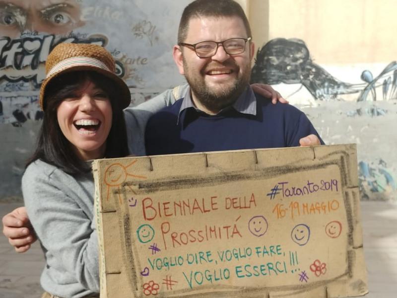 Taranto accoglie la Biennale della Prossimità